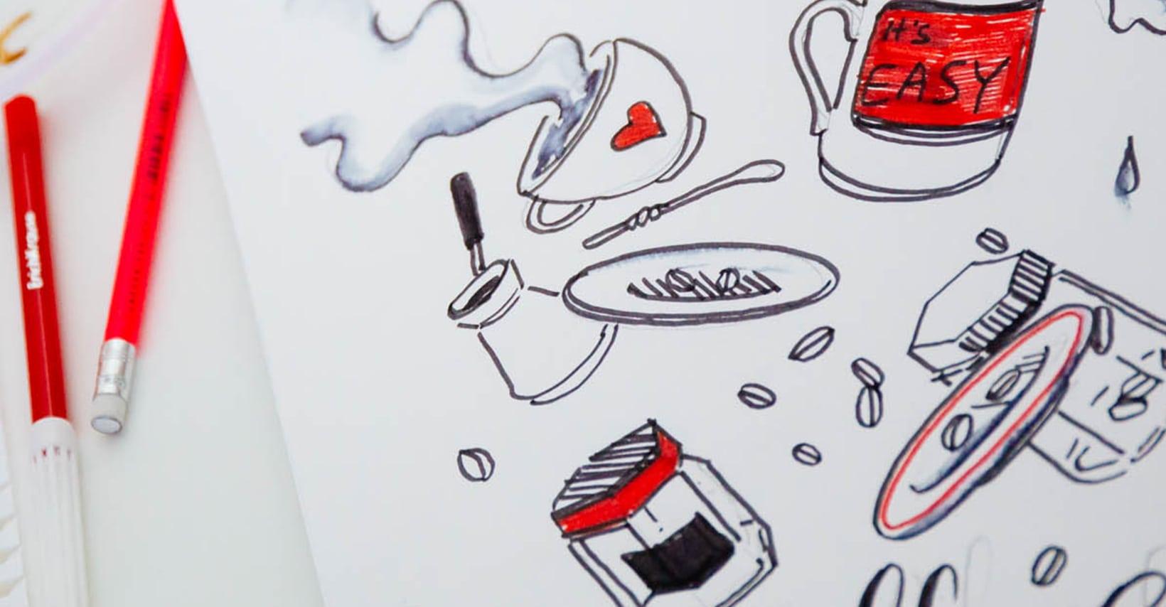 Творческая встреча Sketch Day Пикник