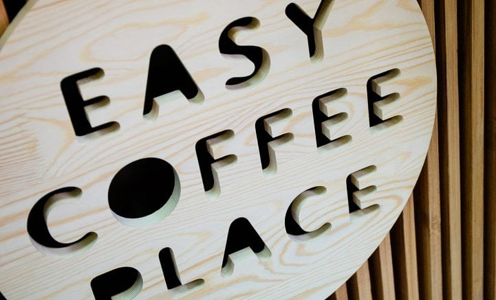 Easy Coffee Place