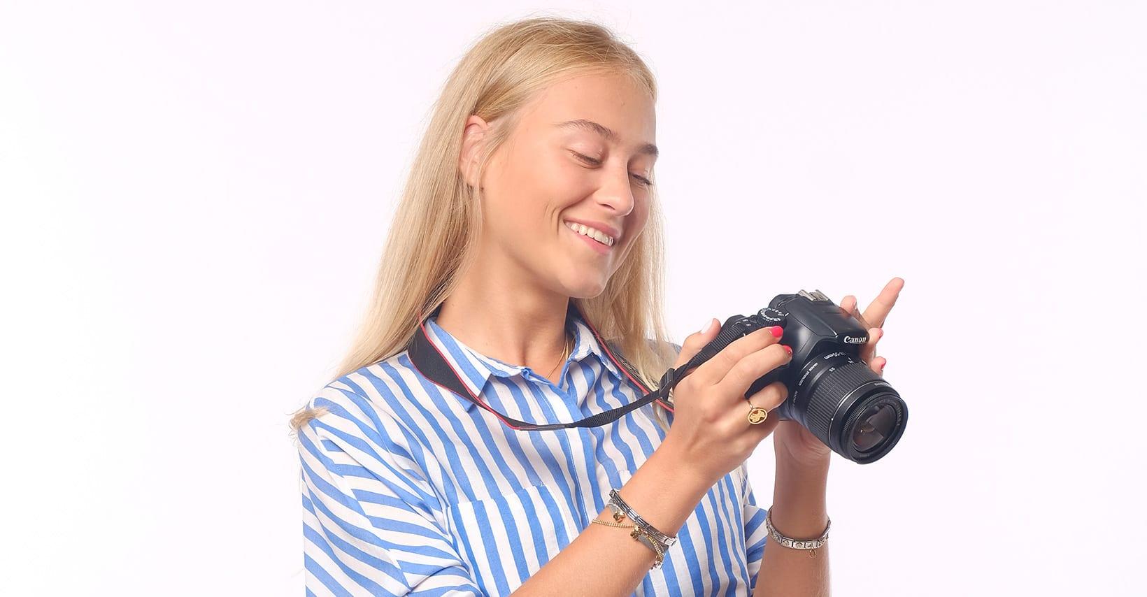 Начинаются занятия у группы цифровой фотографии
