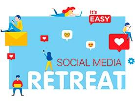 Social media Retreat